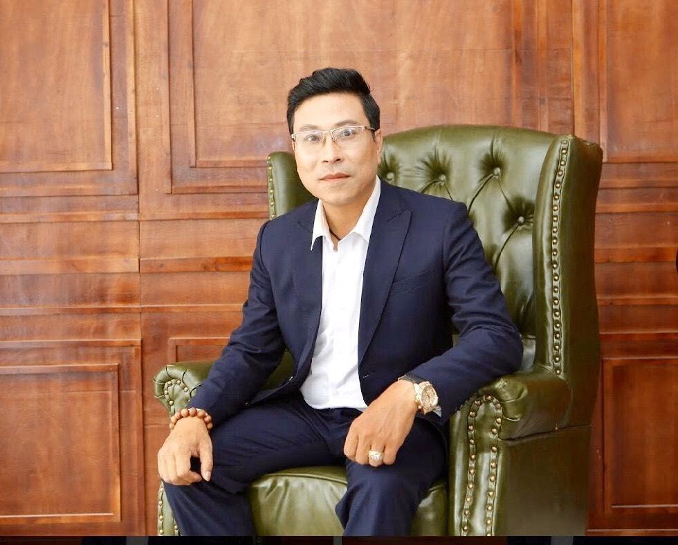 ông Lê Xuân Hùng Phó Giám đốc Quỹ đầu tư của meeyland