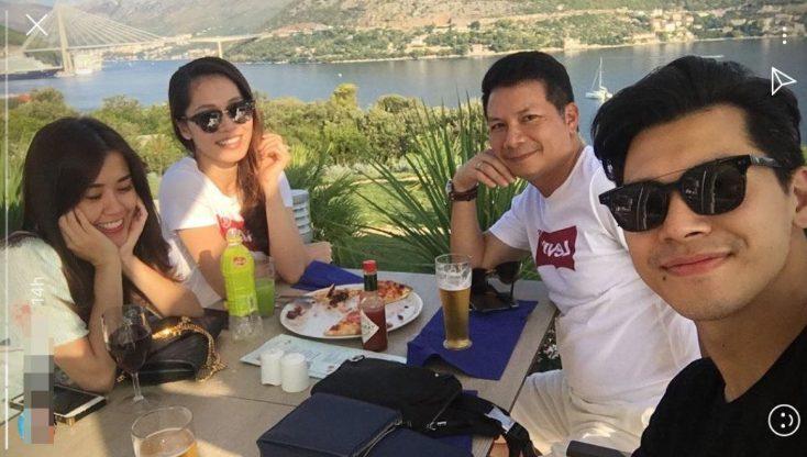 Em vợ của Shark Hưng hiện đang yêu hotgirl Ngọc Thảo