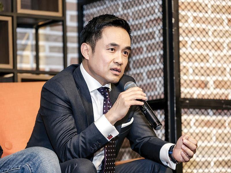 Shark Louis Nguyễn đến với chương trình Thương vụ Bạc tỷ Việt Nam mùa 2