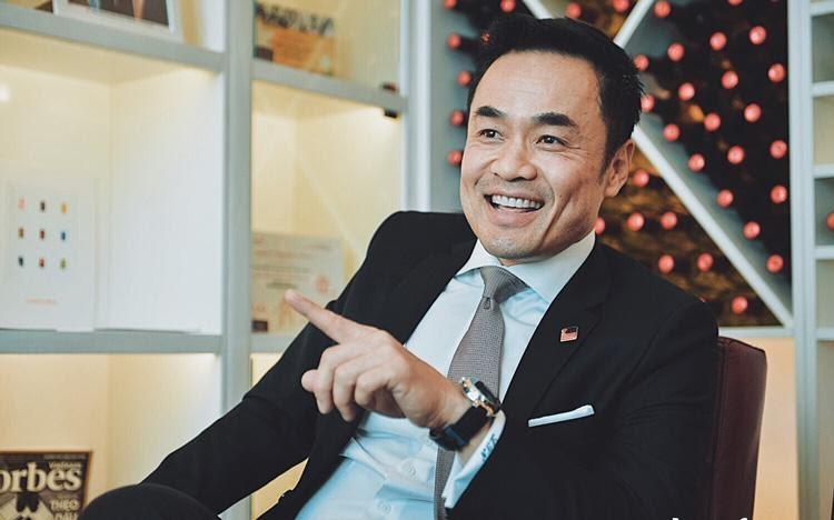 Sự nghiệp của Shark Louis Nguyễn tại Việt Nam