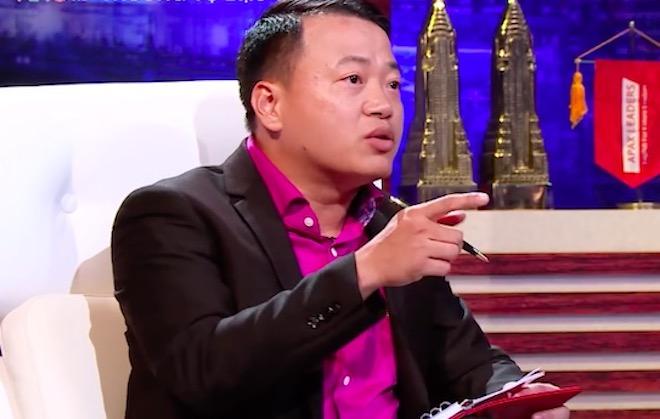"""Nguyễn Hòa Bình – vị cá mập """"đanh đá"""" nhất tại Shark Tank Việt Nam"""