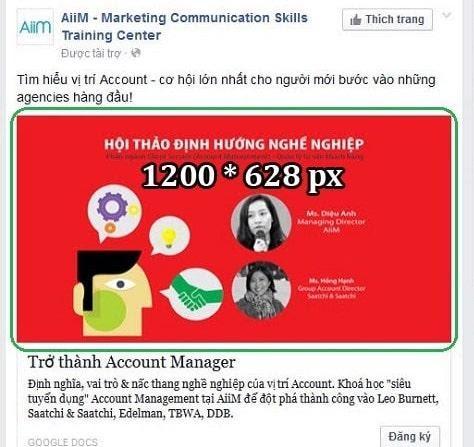 Quảng cáo Facebook Lead