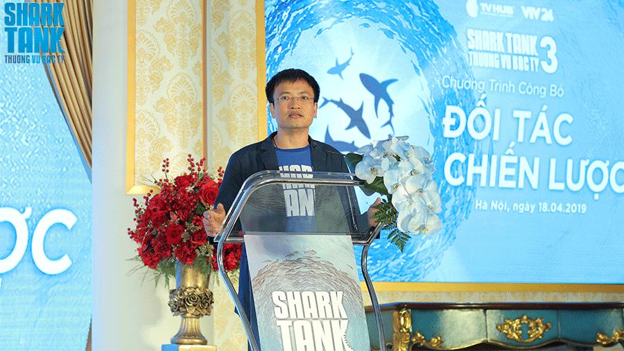 shark vương mang bản quyền Shark Tank về với Việt Nam
