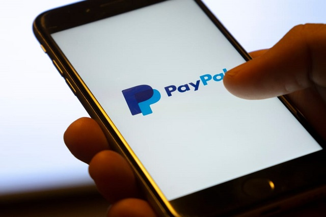 Phương thức trả thưởng trực tiếp qua app Paypal