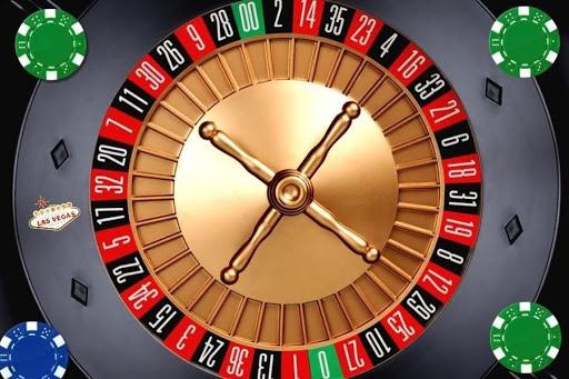 Cẩn thận với cược Roulette