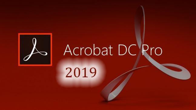 Adobe Acrobat Pro DC 2019 Full Crack tương thích với hệ điều hành Windows 7/8/8/10