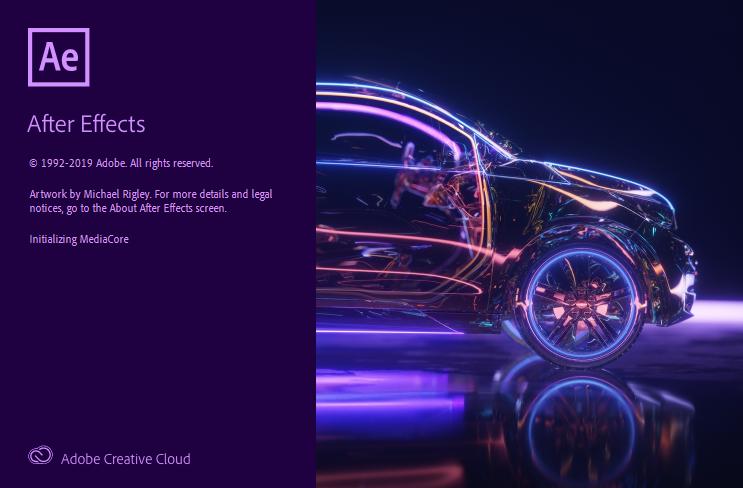 Adobe After Effect CC 2019 - phần mềm tạo những kỹ xảo điện ảnh chuyên nghiệp