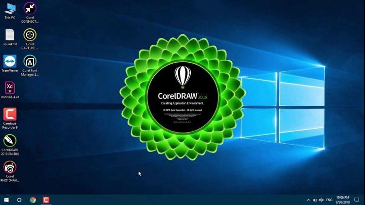 Cấu hình máy tính phù hợp để cài Crack Corel X8 64bit