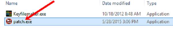 Copy file patch.exe paste cho vào thư mục cài đặt Proshow Producer