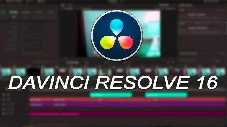 Davinci Resolve 16 là phần mềm không quá xa lạ đối với những người làm Video
