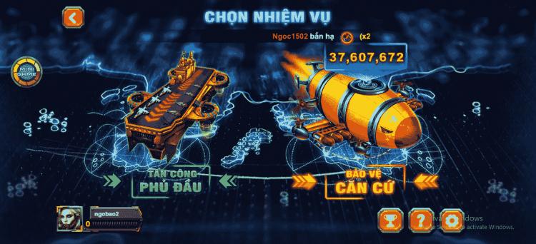 Game bắn hạ máy bay cực kỳ khủng tại B52 Club