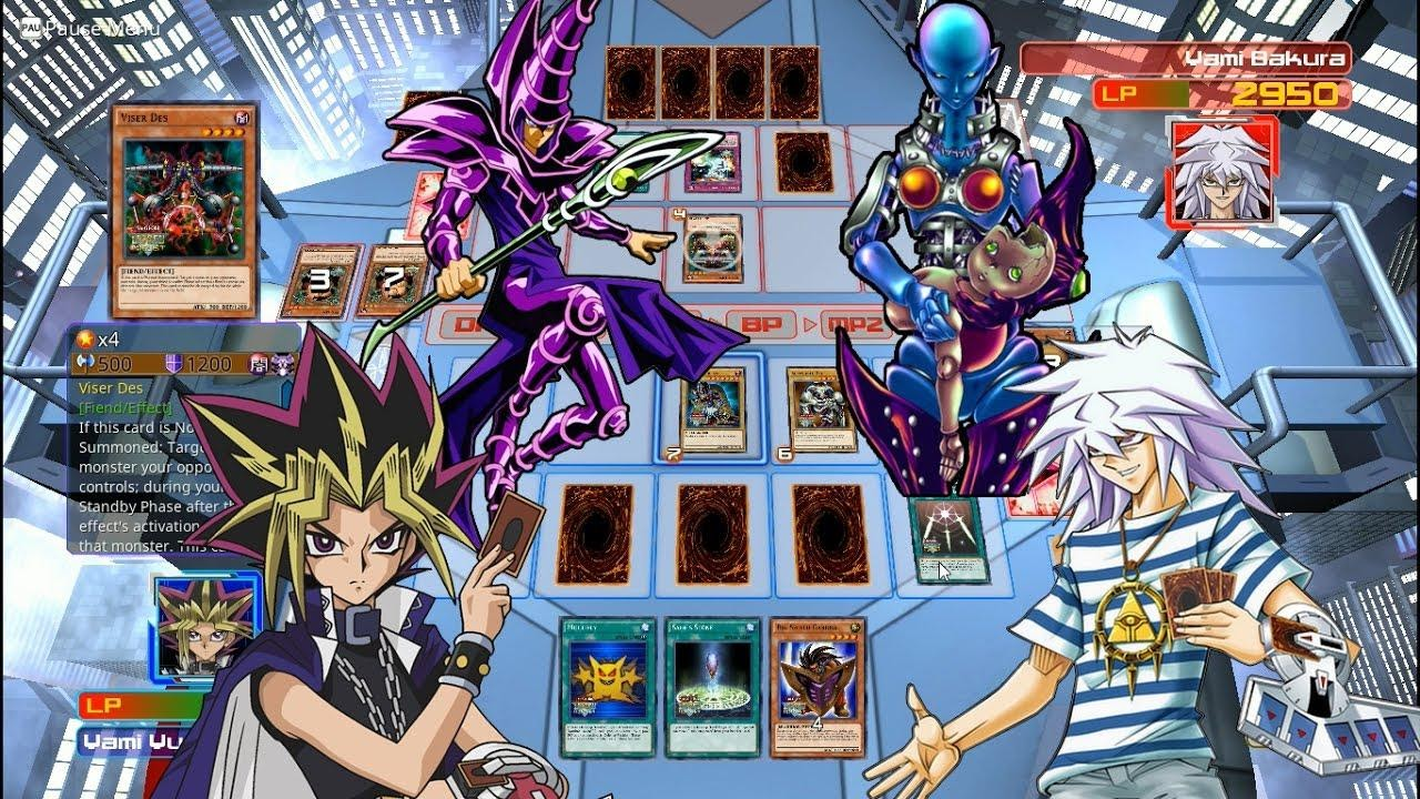 Game Vua Trò Chơi Yugi Oh