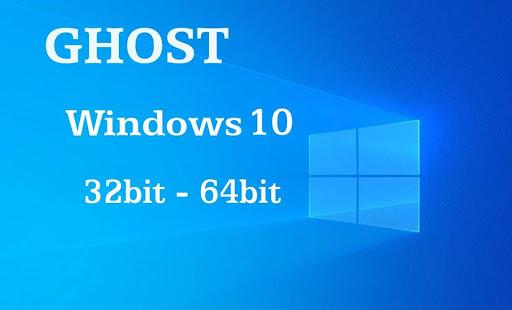 ghost win 10 64bit google drive