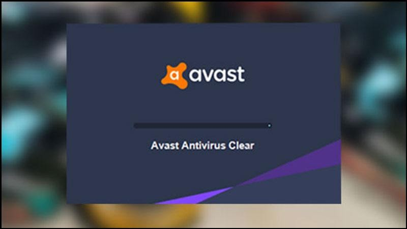 Khởi động Avast Free Antivirus