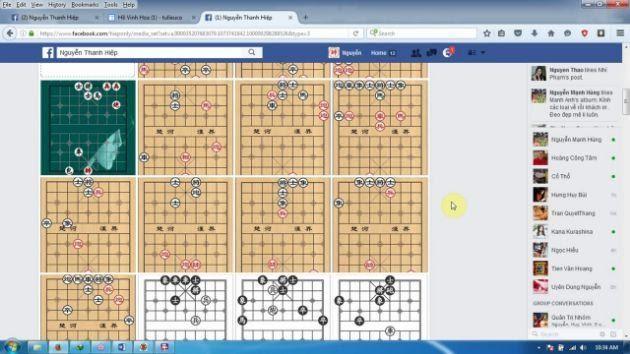 Phần mềm cờ Tướng CCBridge