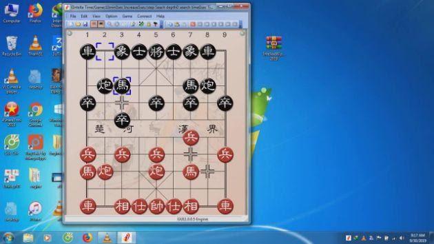 Phần mềm cờ Tướng Intella