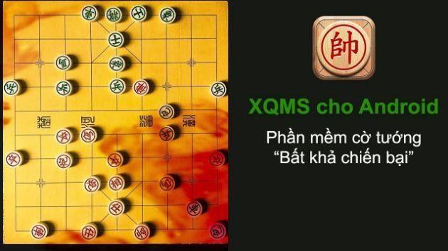 Phần mềm cờ Tướng XQMS
