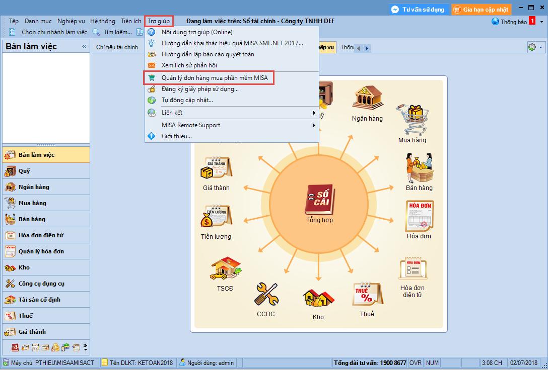 Phần mềm kế toán Misa có nhiều tính năng nổi bật