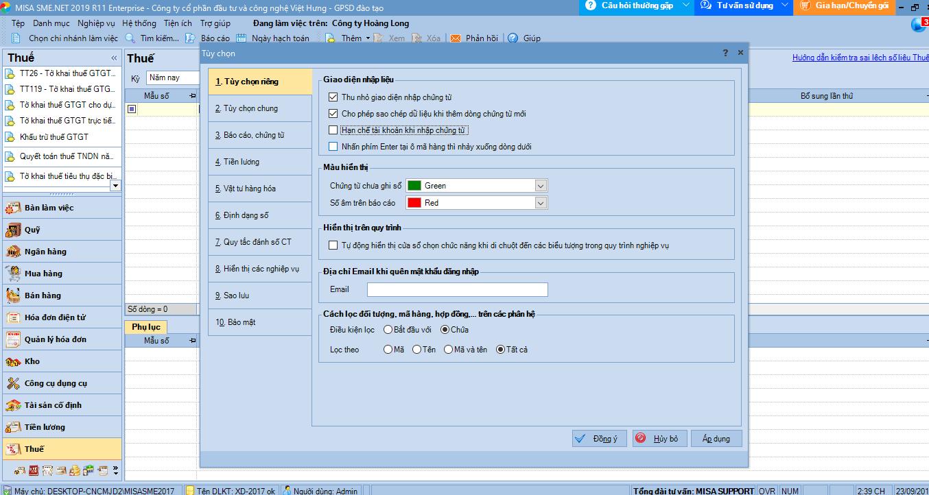 Phần mềm kế toán Misa Full Crack giúp doanh nghiệp thuận lợi hơn trong quá trình làm việc