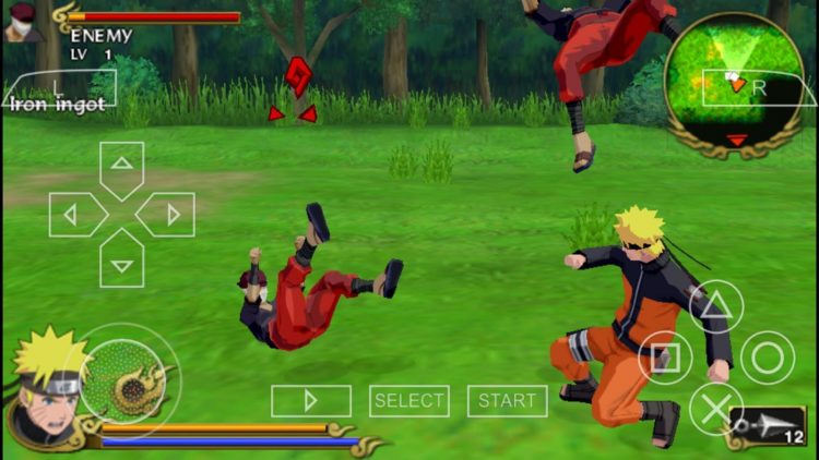 Tải Naruto Shippuden Ultimate Ninja Storm 4 yêu cầu cấu hình trung bình