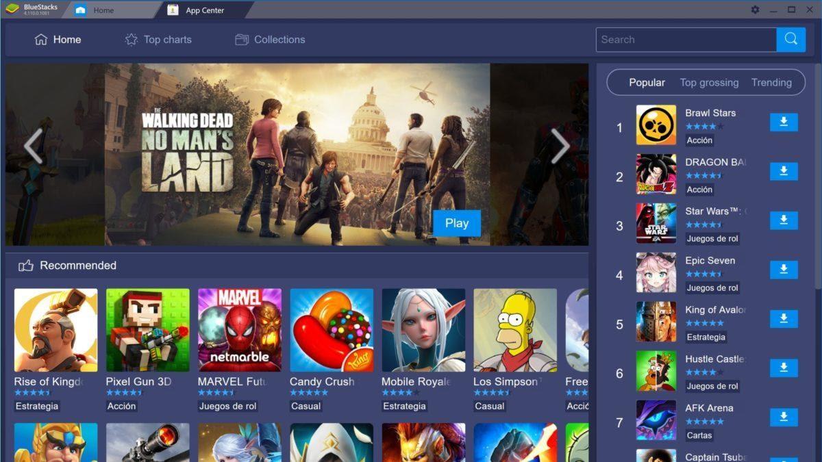 Nox Player – lựa chọn hoàn hảo cho người dùng chơi game