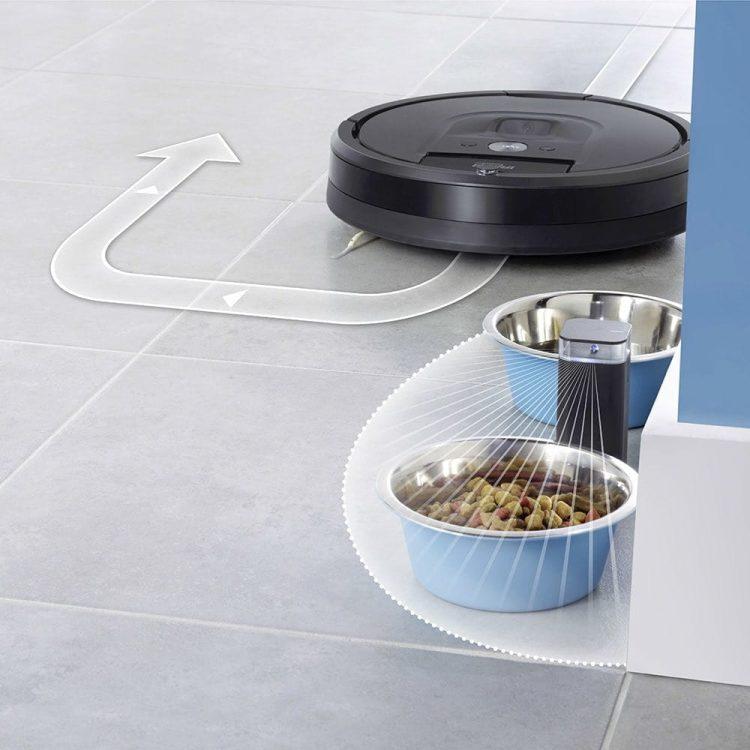 Robot hút bụi iRobot Roomba 980 có kết nối Wi-Fi