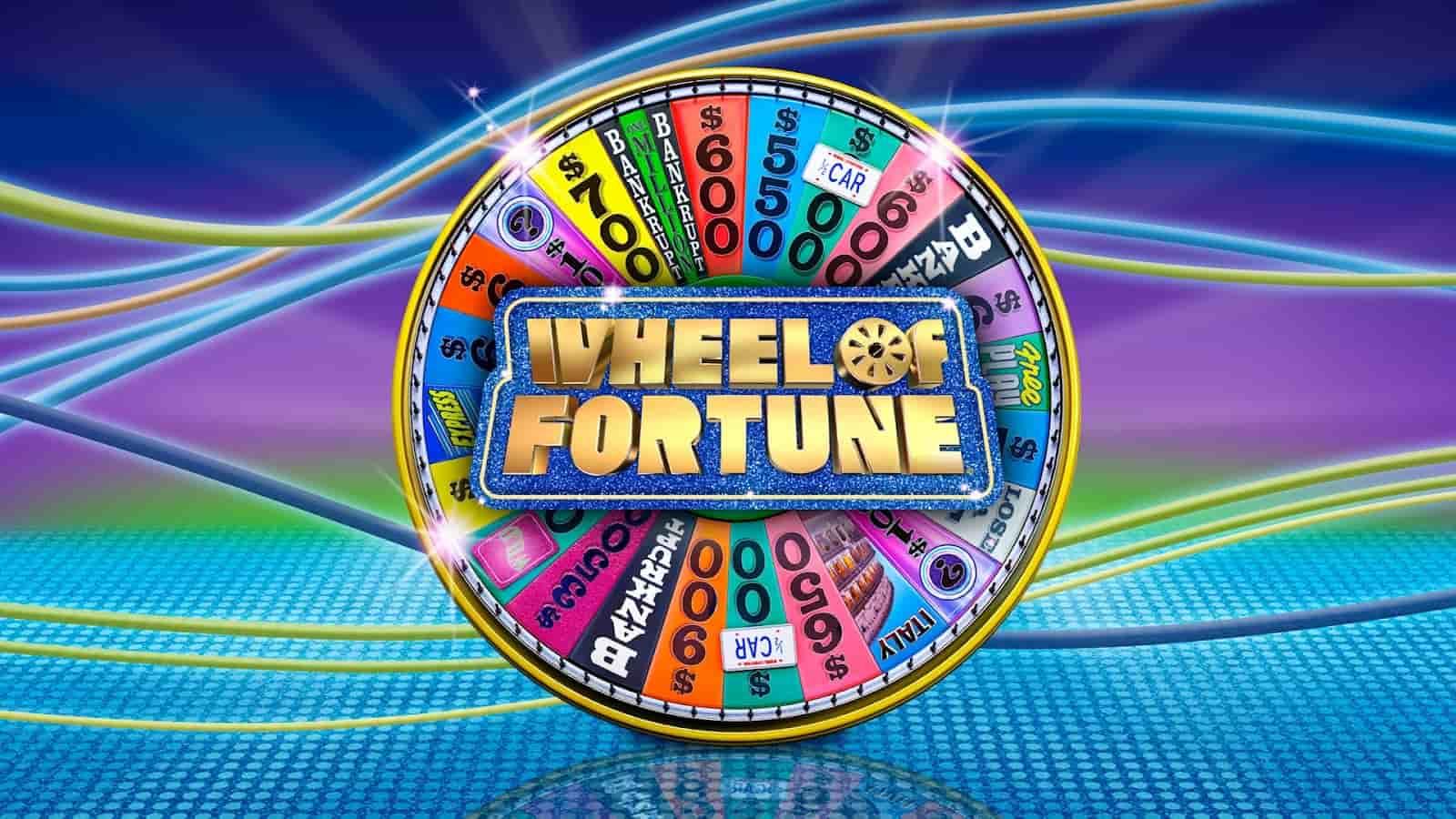 Wheel of Fortune Đã chơi là thích