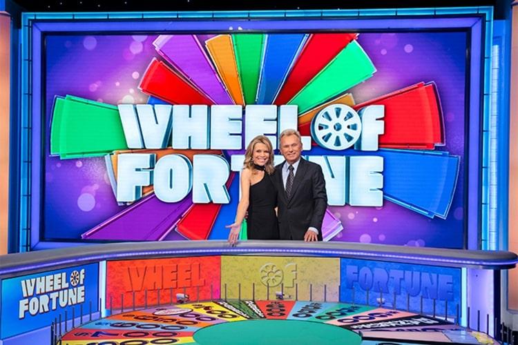 Wheel of Fortune xuất hiện trên nhiều gameshow