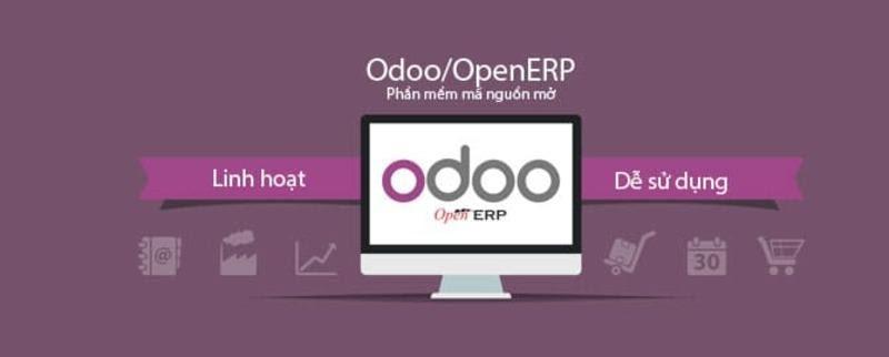 Odoo: phần mềm quản lý doanh nghiệp có hơn 2 triệu người dùng