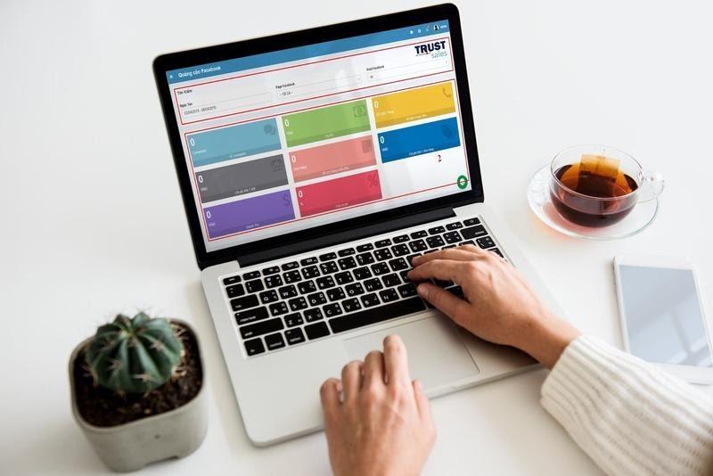 TrustSales công cụ quản lý sản xuất trong các doanh nghiệp nhỏ