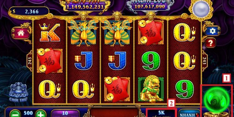 Huong dan choi slot game No Hu Ngu Long nha cai OXBET 1