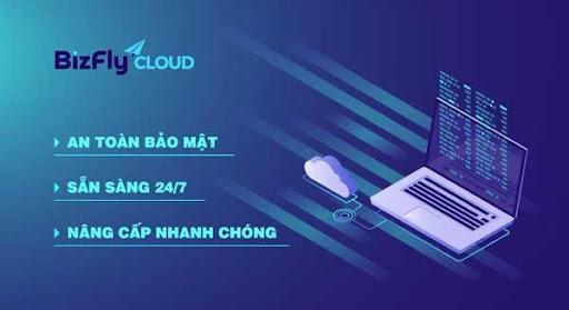 dịch vụ cloud server của bizfly 3